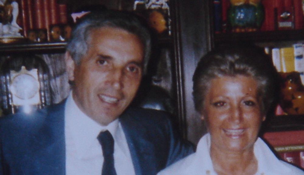 Alvaro Gozzi e Luisa Masini