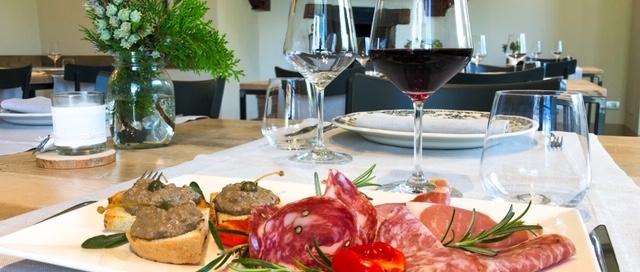 Cantinale - Restaurant Monteriggioni