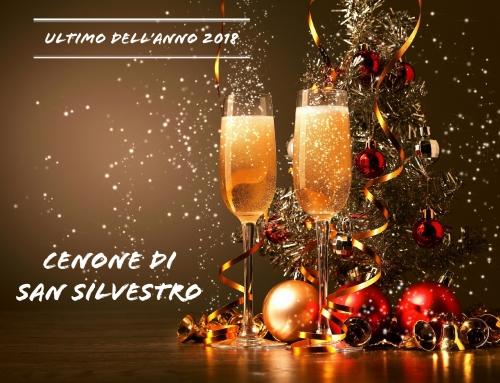 Cenone San Silvestro