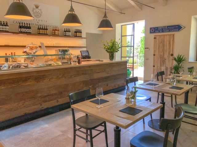 Cantinale Restaurant Monteriggioni