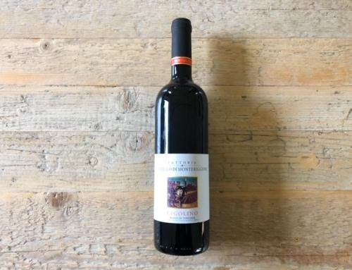 CIGOLINO – Supertuscan Vino Monteriggioni