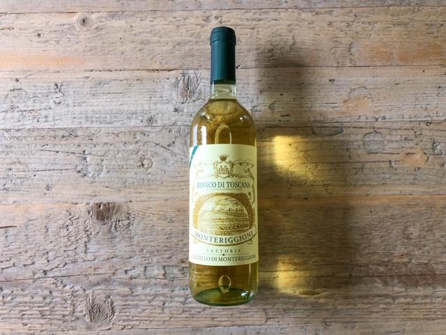 Bianco di Toscana - Fattoria Castello di Monteriggioni
