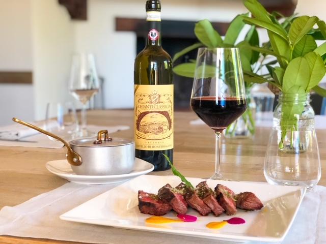Cantinale Monteriggioni - Ristorante Monteriggioni - Restaurant Monteriggioni