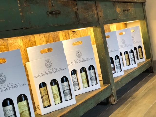 Fattoria Castello di Monteriggioni - Wine Shop