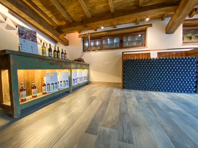 Fattoria Castello di Monteriggioni - Wine Shop - Enoteca - Vendita diretta