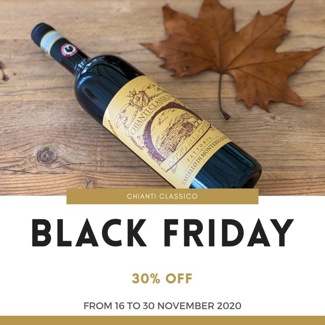 Black Friday & Cyber Monday - Chianti Classico